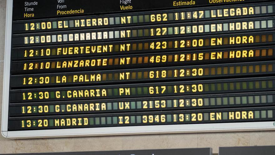 Culmina este lunes el regreso a Canarias de la misión de apoyo a Irak