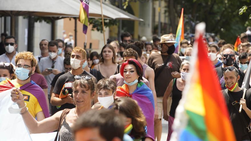 Girona dona suport a les activitats organitzades pel Dia Internacional de l'Orgull LGBTI