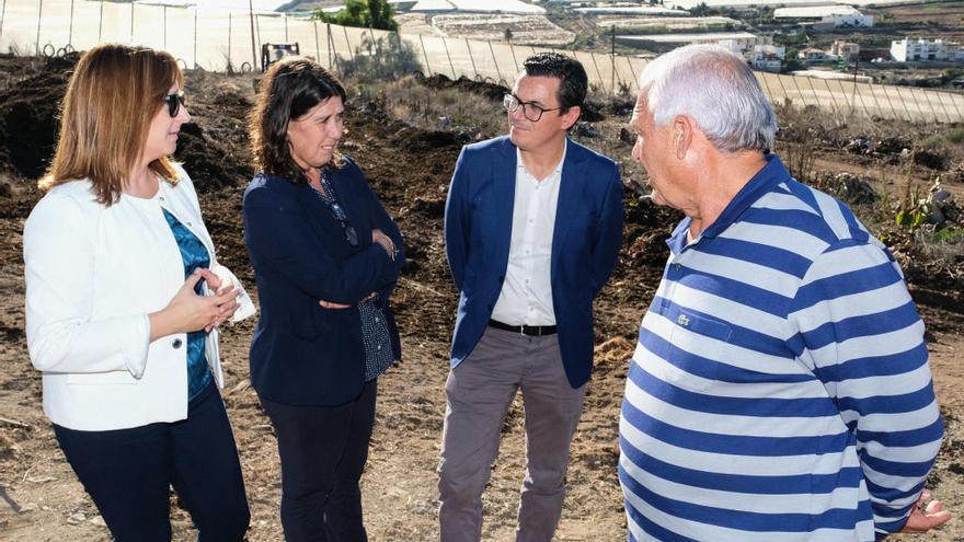 Coagrisan lidera un proyecto para convertir restos agrícolas en abono de calidad