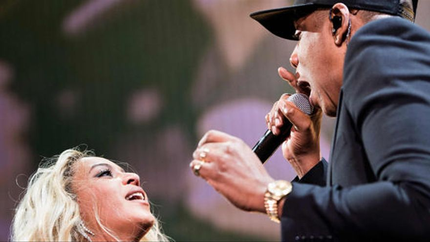 Beyoncé y Jay-Z, de gira conjunta por España