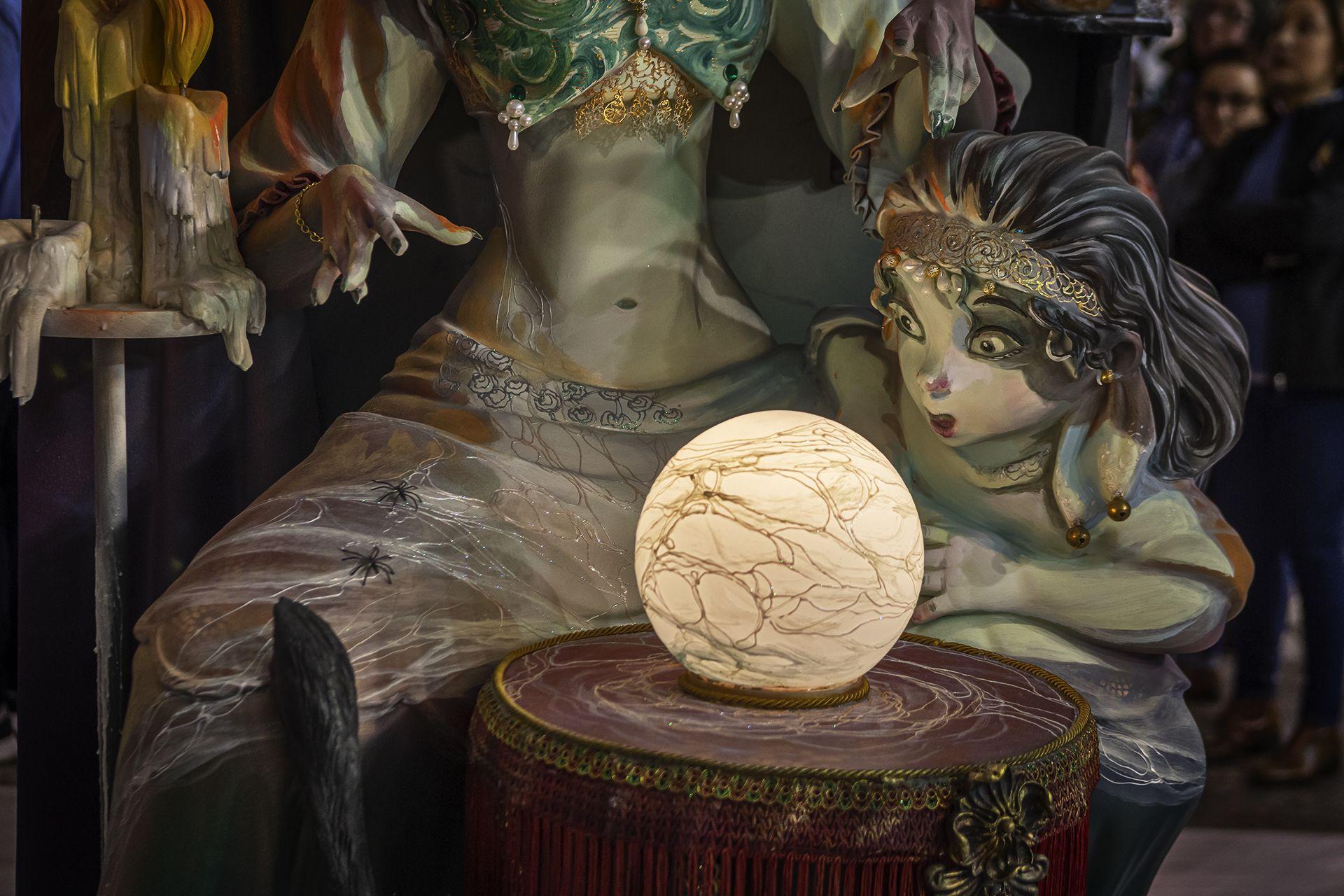 "1º Premio Color ""Asombrada""  Autor: Eduardo Amorós Ferrero"