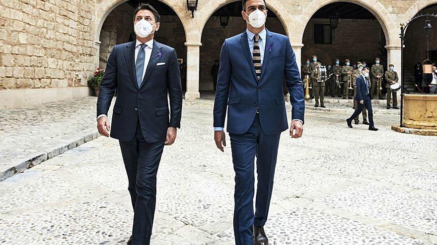 Espanya, Itàlia, Grècia i Malta critiquen el pla migratori de la UE