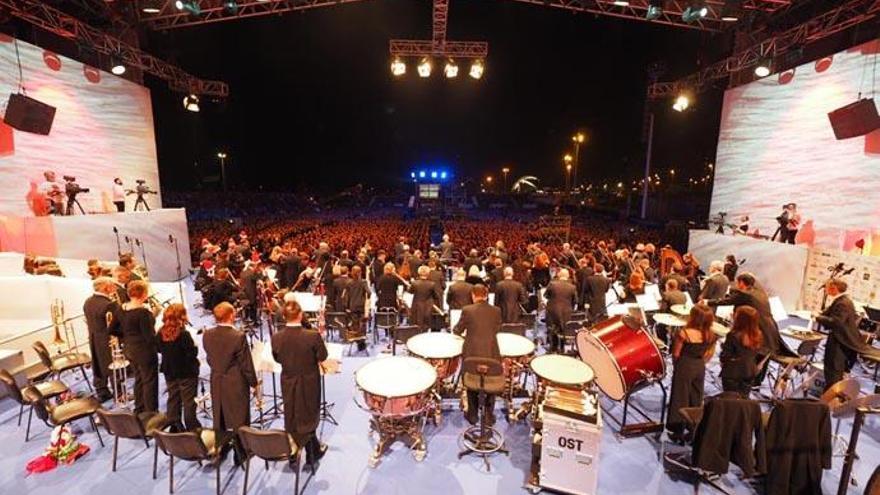El concierto de Navidad de Puertos de Tenerife, cancelado