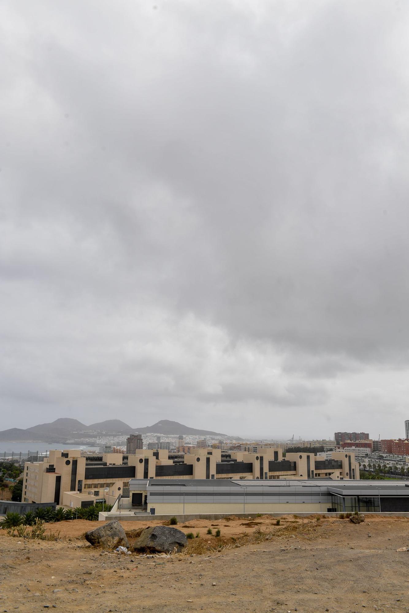 Tiempo en Gran Canaria (24/05/2021)