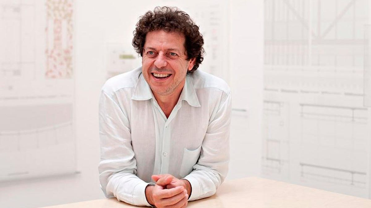 Juan Herreros, ganador del premio FAD de arquitectura 2020