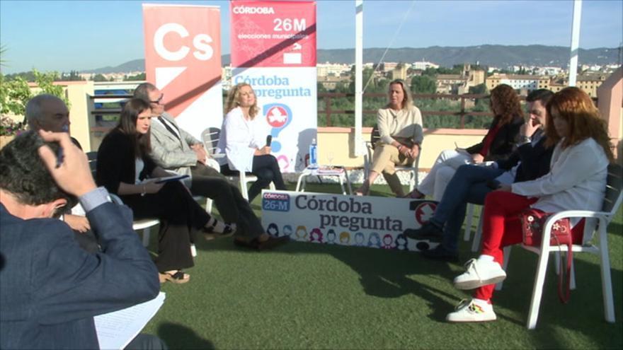 Córdoba pregunta: Isabel Albás, candidata de Cs