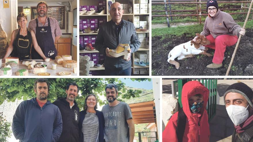 Historias de vida y superación que ponen en valor el Castellón rural