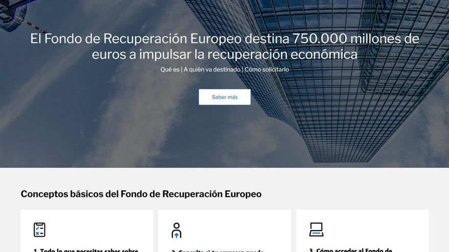 Banco Sabadell lanza una web para ayudar a las empresas a pedir fondos europeos