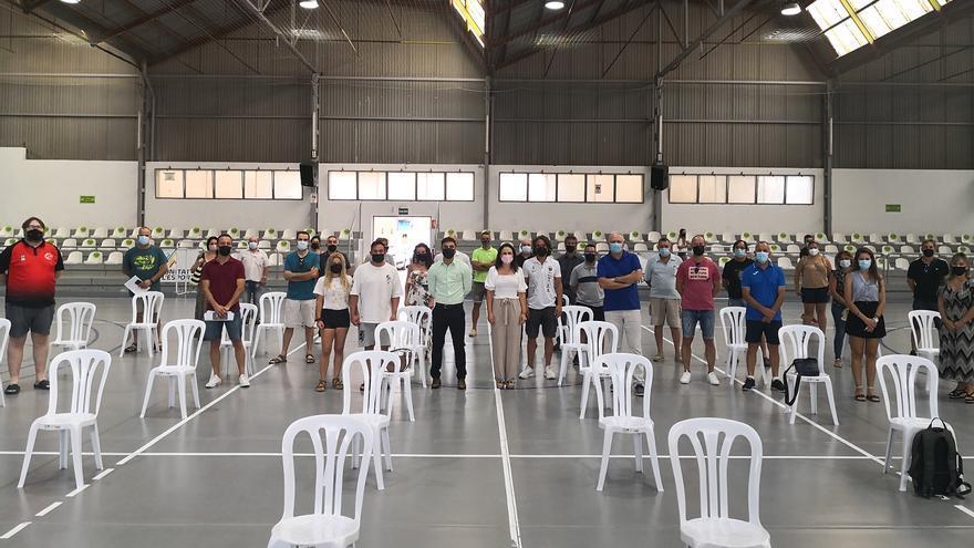 La empresa BP beca con 30.000 euros a 30 clubes y eventos deportivos de Almassora