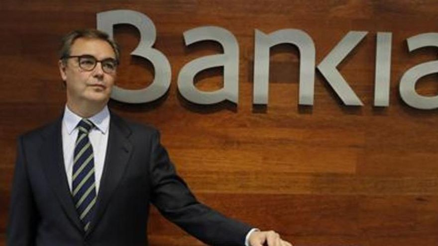 Los cuatro directivos de Bankia claves para Goirigolzarri no estarán en CaixaBank