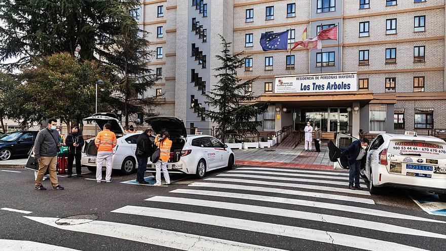 Las vacunas vuelven a Zamora con 2.600 dosis, aunque la campaña se reorganizará