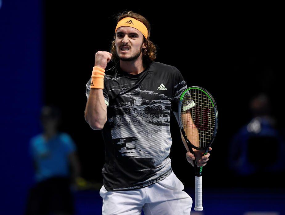 Finales ATP: Rafa Nadal - Stefanos Tsitsipas