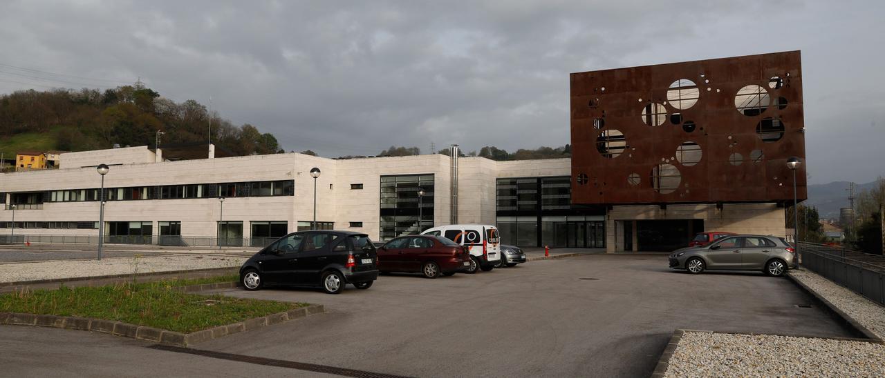 Las instalaciones del centro neurológico de Barros.