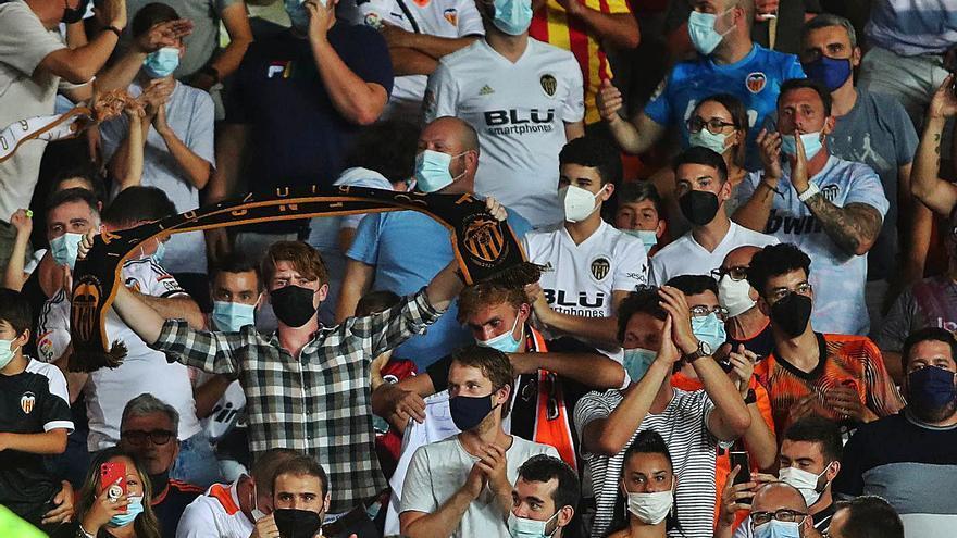 Veinte mil contra el Real Madrid