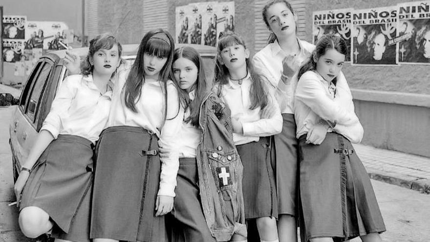 Las niñas de Pilar Palomero