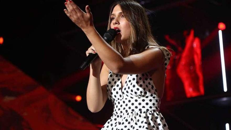 Rosa Cedrón y Sabela cantarán juntas en la gala de Navidad de 'OT'