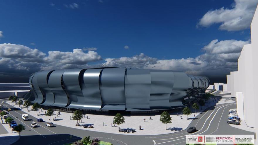 Celta de Vigo   Así será la nueva grada de Marcador