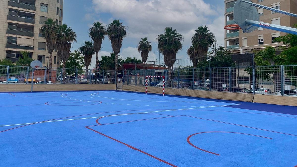 Instalación deportiva de exterior en València