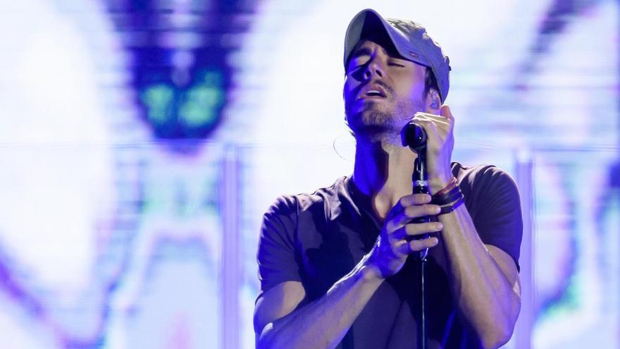 Enrique Iglesias, 'Artista Latino de Todos los Tiempos' en los Premios Billboard