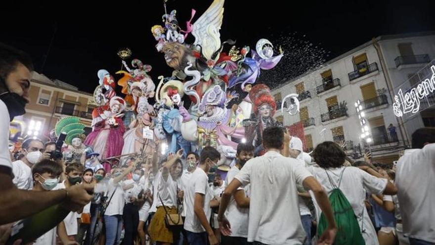 Una fantasía veneciana, mejor falla de Valencia este 2021