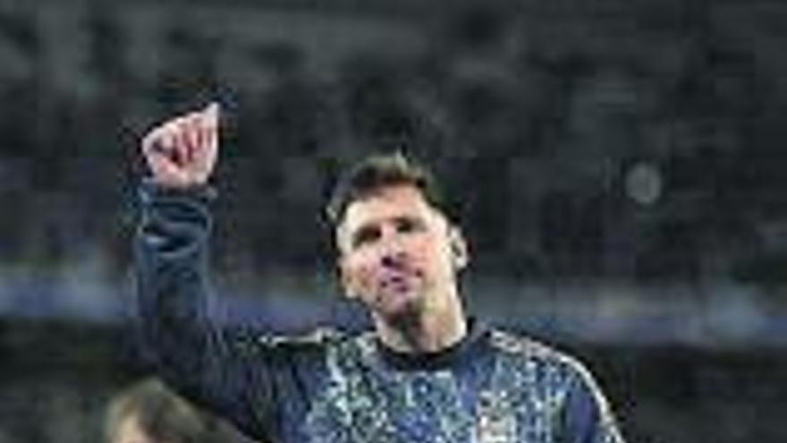 Messi rompe a llorar tras su histórico triplete ante Bolivia