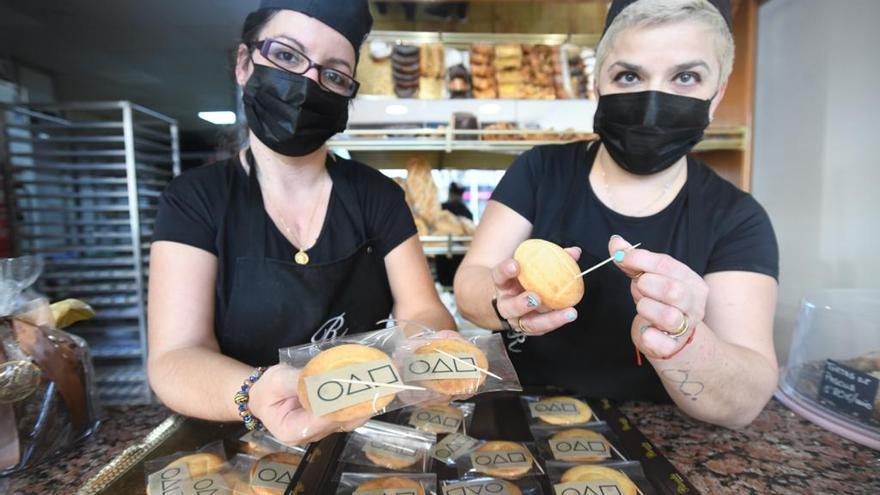 Las galletas de 'El juego del calamar' se venden en Murcia