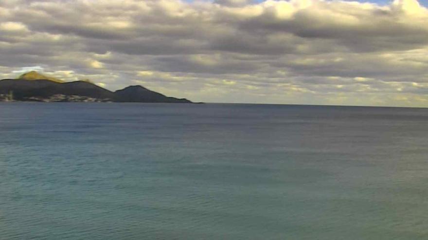 Sturm Ernest sorgt auf Mallorca für Starkwind und Regen