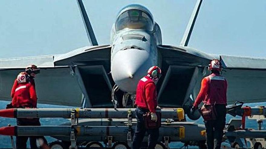 EEUU saca las maniobras militares del Sáhara para reducir la tensión