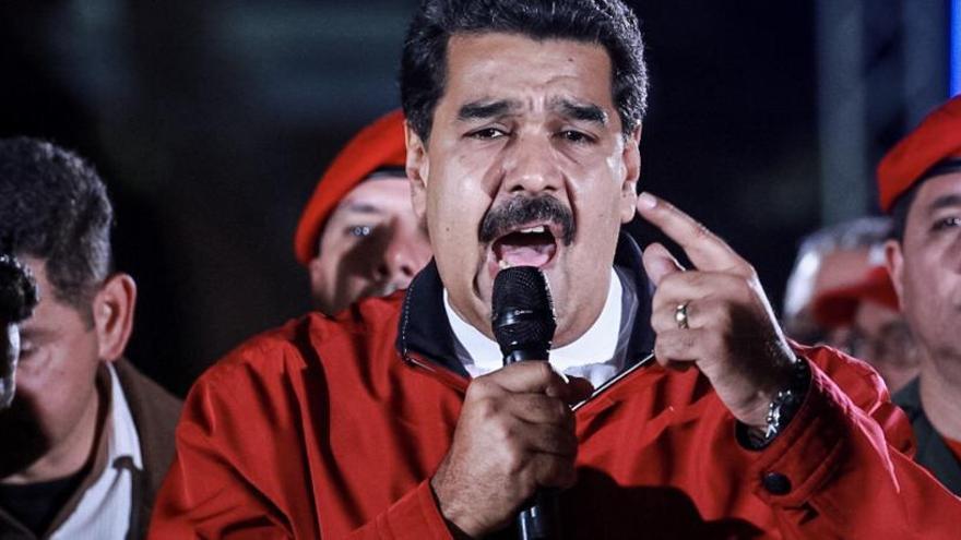 """EUA imposa sancions directes al """"dictador"""" Maduro"""
