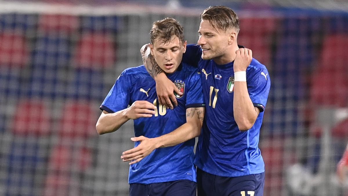 Italia debuta ante una competitiva Turquía.