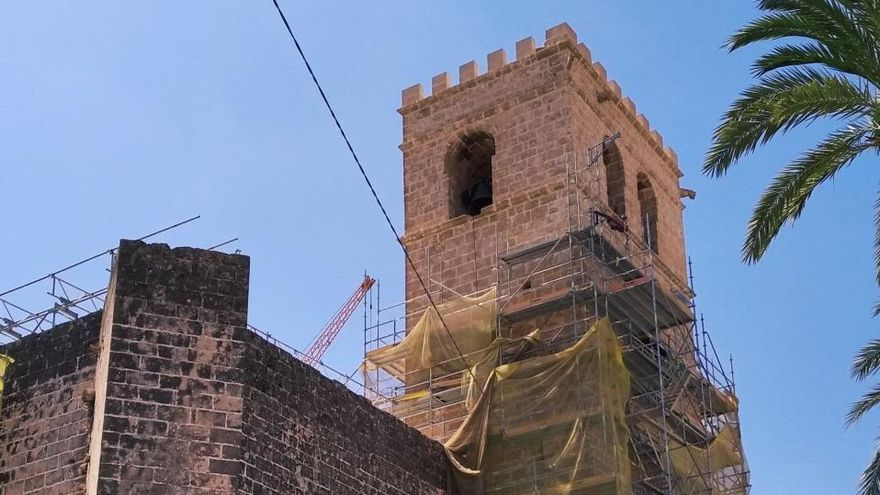 L'església-fortalesa de Xàbia: Impunitat i impotència