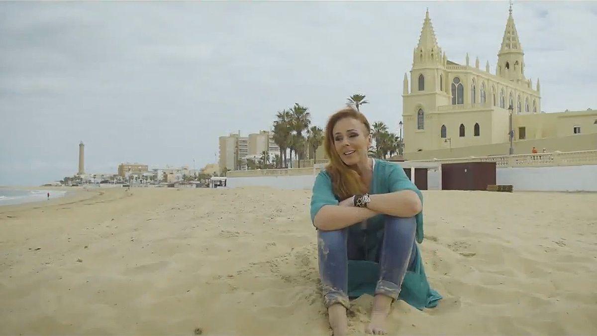 Rocío Carrasco, en la presentación de la nueva temporada de su documental.