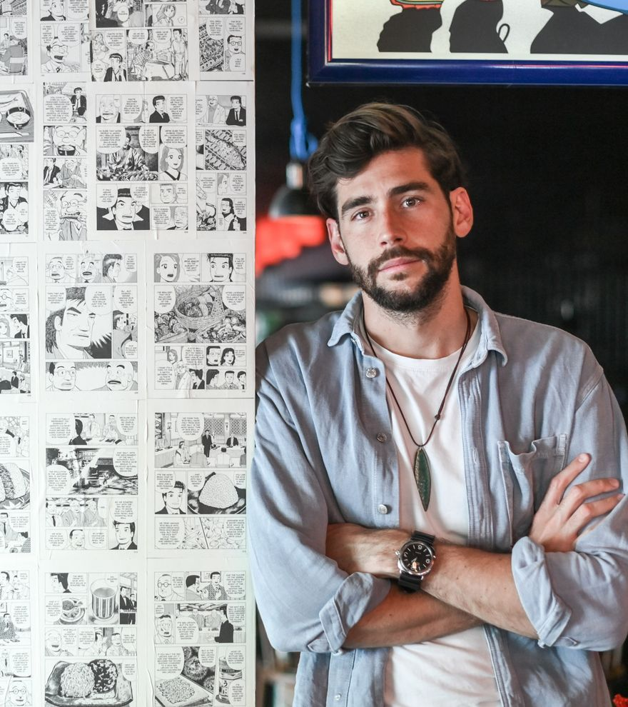 Álvaro Soler wartet mit mehr als neuen Sommerhits auf