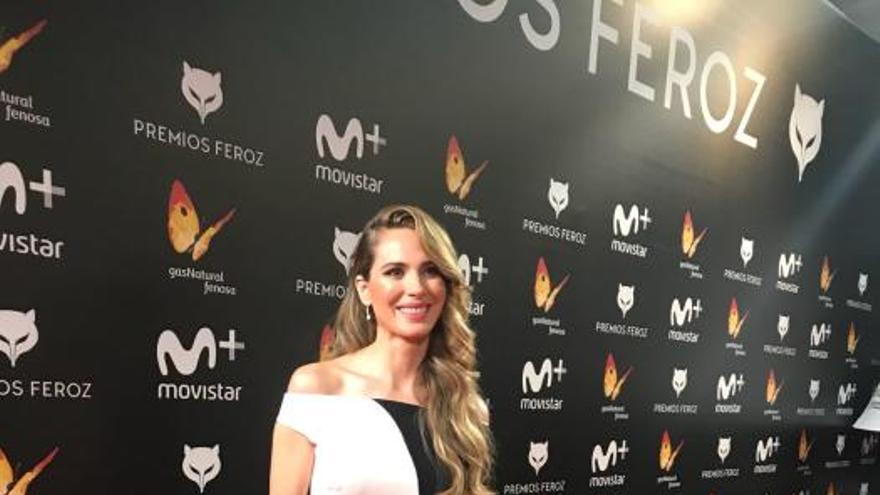 Alfombra roja de los Premios Feroz 2018 en Madrid