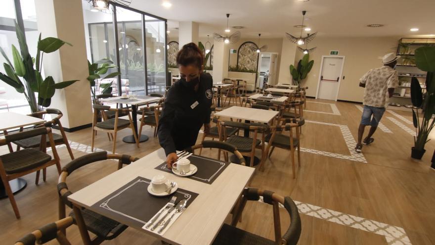 El hotel Soho Boutique de la avenida de América en Córdoba empieza a funcionar