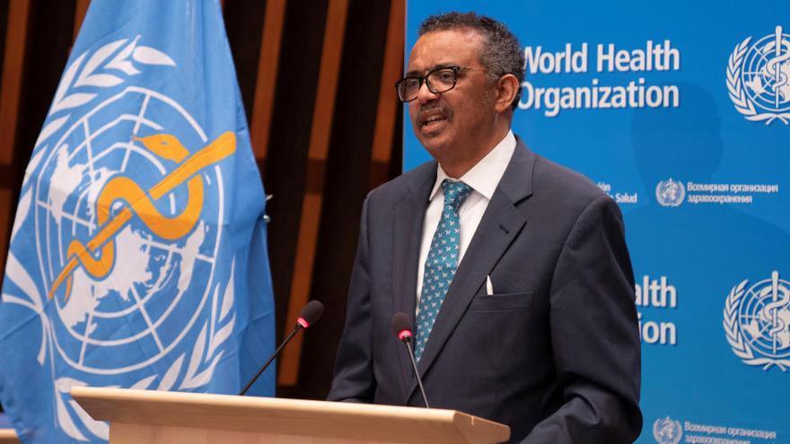 China aprueba la misión de la OMS para investigar el origen de la pandemia