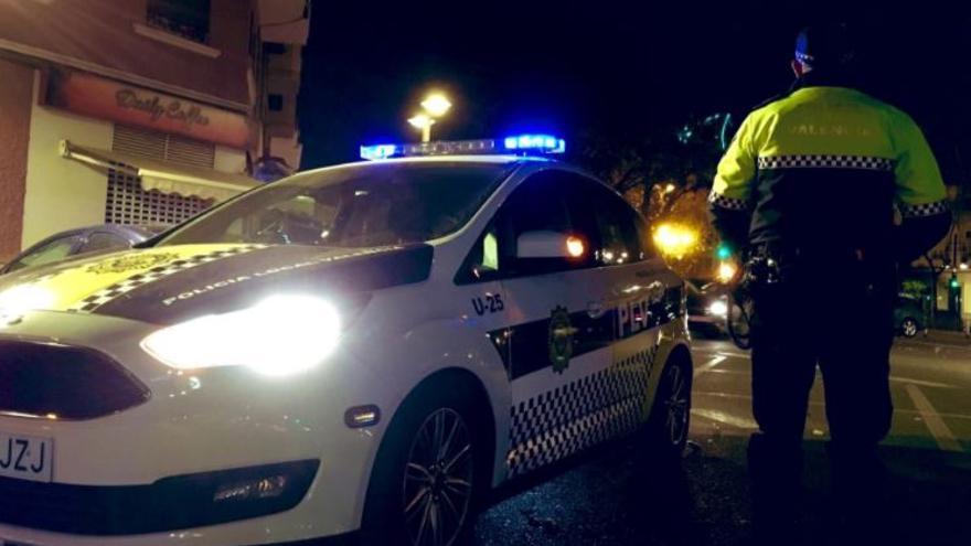 La Policía Local de València