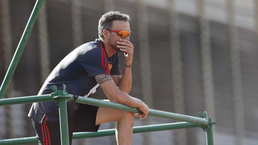 España se concentrará en Las Rozas durante la Eurocopa 2020