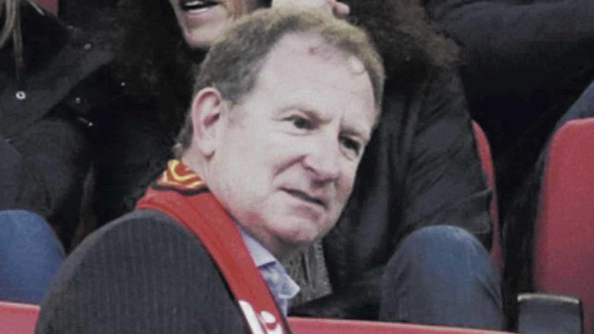 Robert Sarver, máximo accionista del Mallorca.