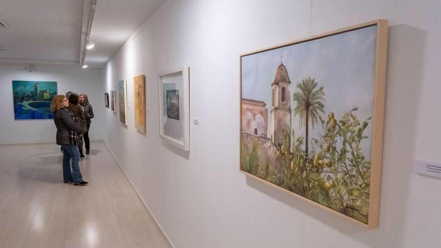 El Museo de la Muralla Bizantina abre una ventana a 'El oasis de la Jara'