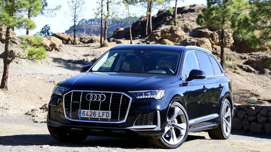Audi Q7: Firme en sus convicciones