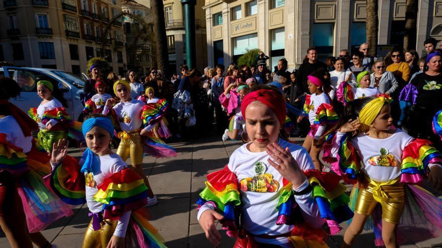 El Carnaval de Málaga dice adiós