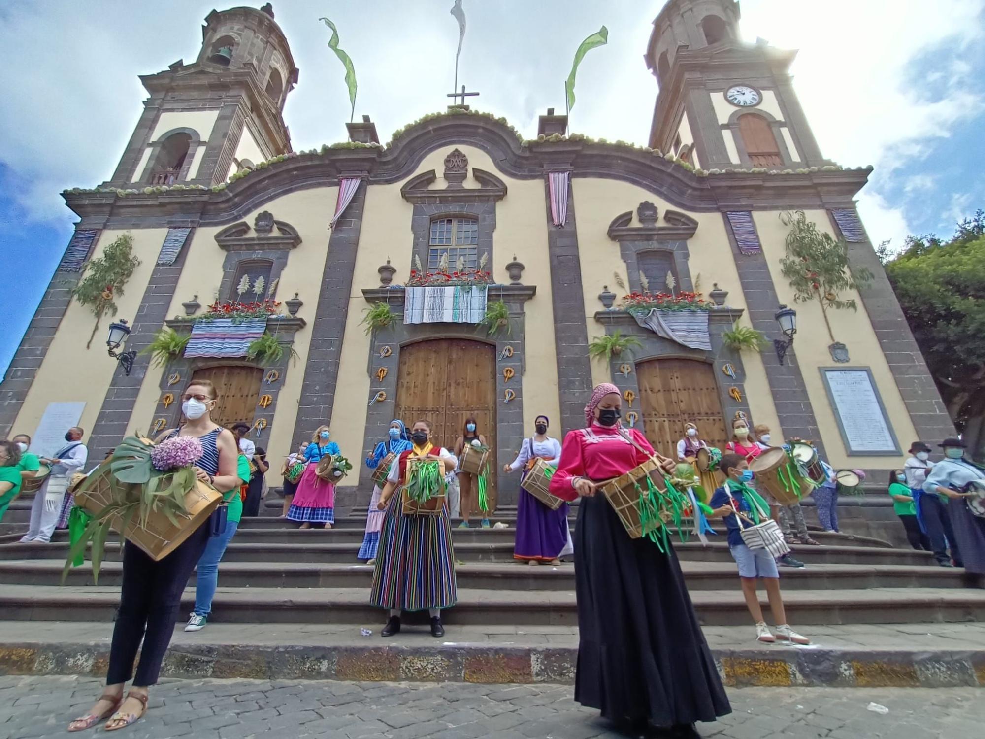 Fiesta de Las Marías en Guía