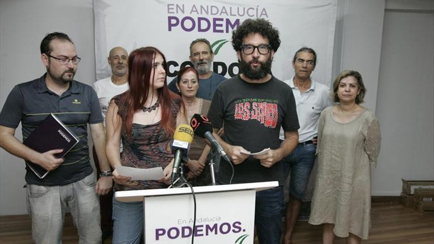 Podemos rompe con IU en Córdoba y no irán juntos a las municipales