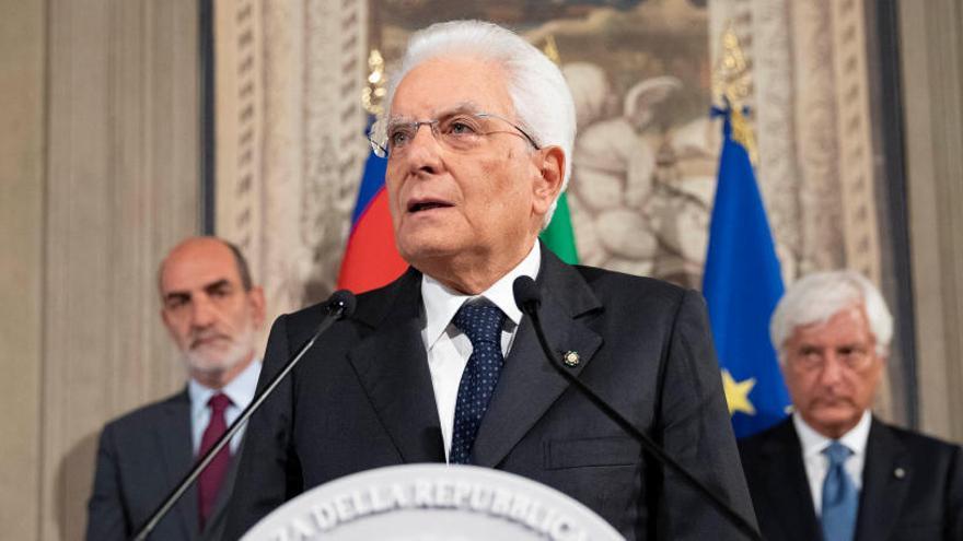 El presidente italiano da más tiempo a los partidos antes de convocar nuevas elecciones