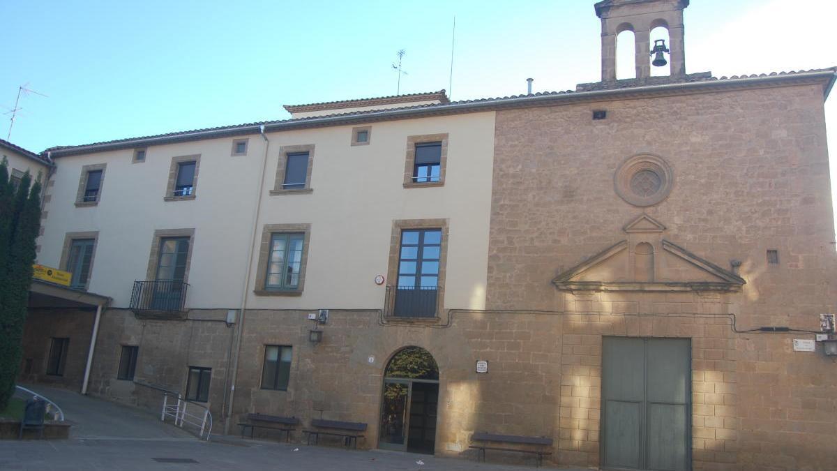 Imatge de la residència Hospital Pere Màrtir Colomés