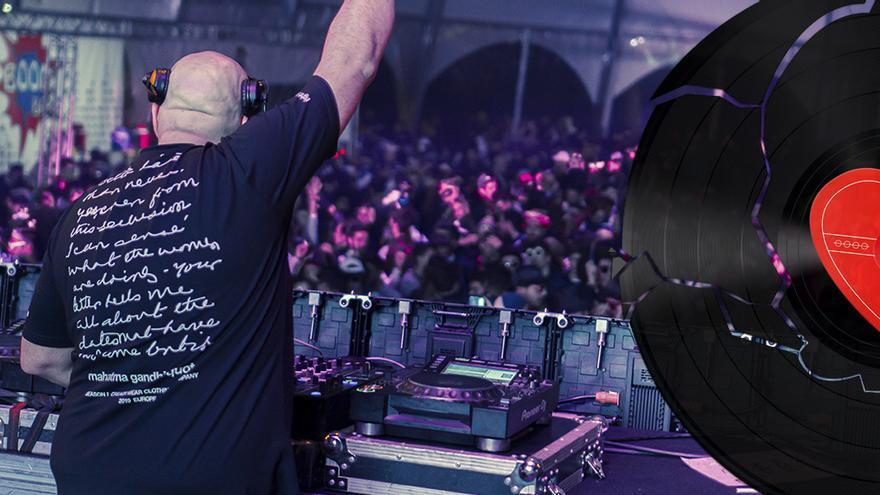 La pandemia que olvidó a los DJ's