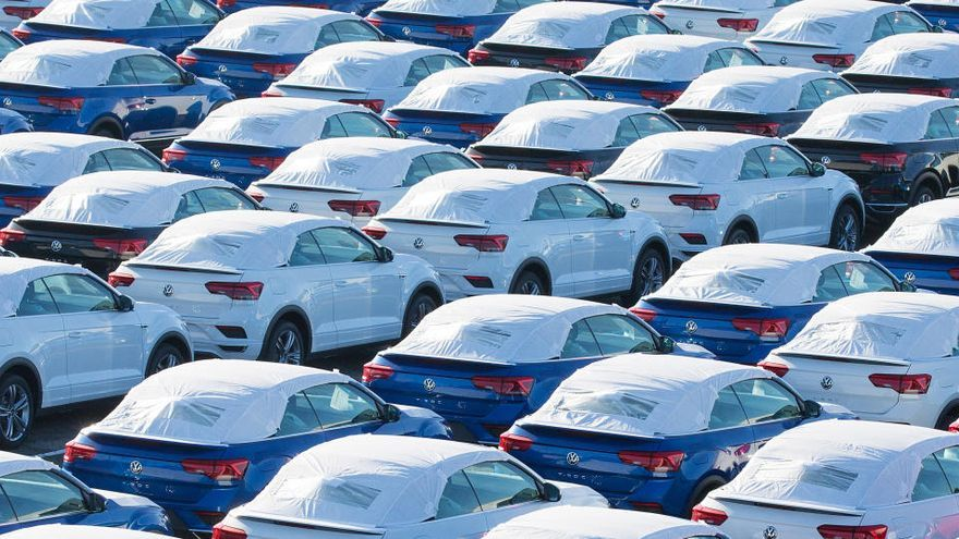 La producción de vehículos cayó un 98% en abril