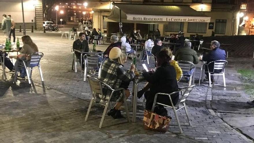"""Ana González, alcaldesa de Gijón: """"Hemos mejorado las cifras de contagio pero hay que seguir siendo prudentes"""""""