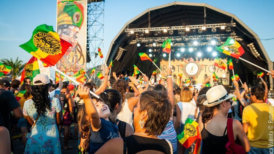 Condenan a tres jóvenes a cárcel por traficar con drogas en el festival Rototom